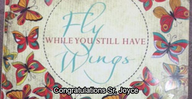 Sr. Joyce Rupp's new book
