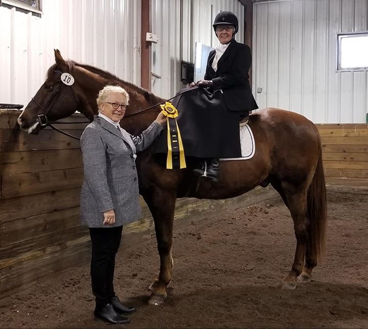 The Dressage Foundation : Grants and Programs : The Century Club