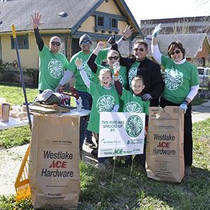 #GivingCan help neighbors