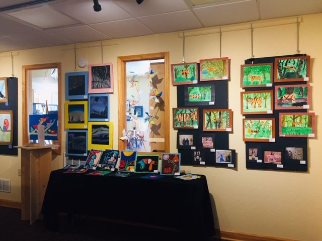 6th Annual Student Art Show