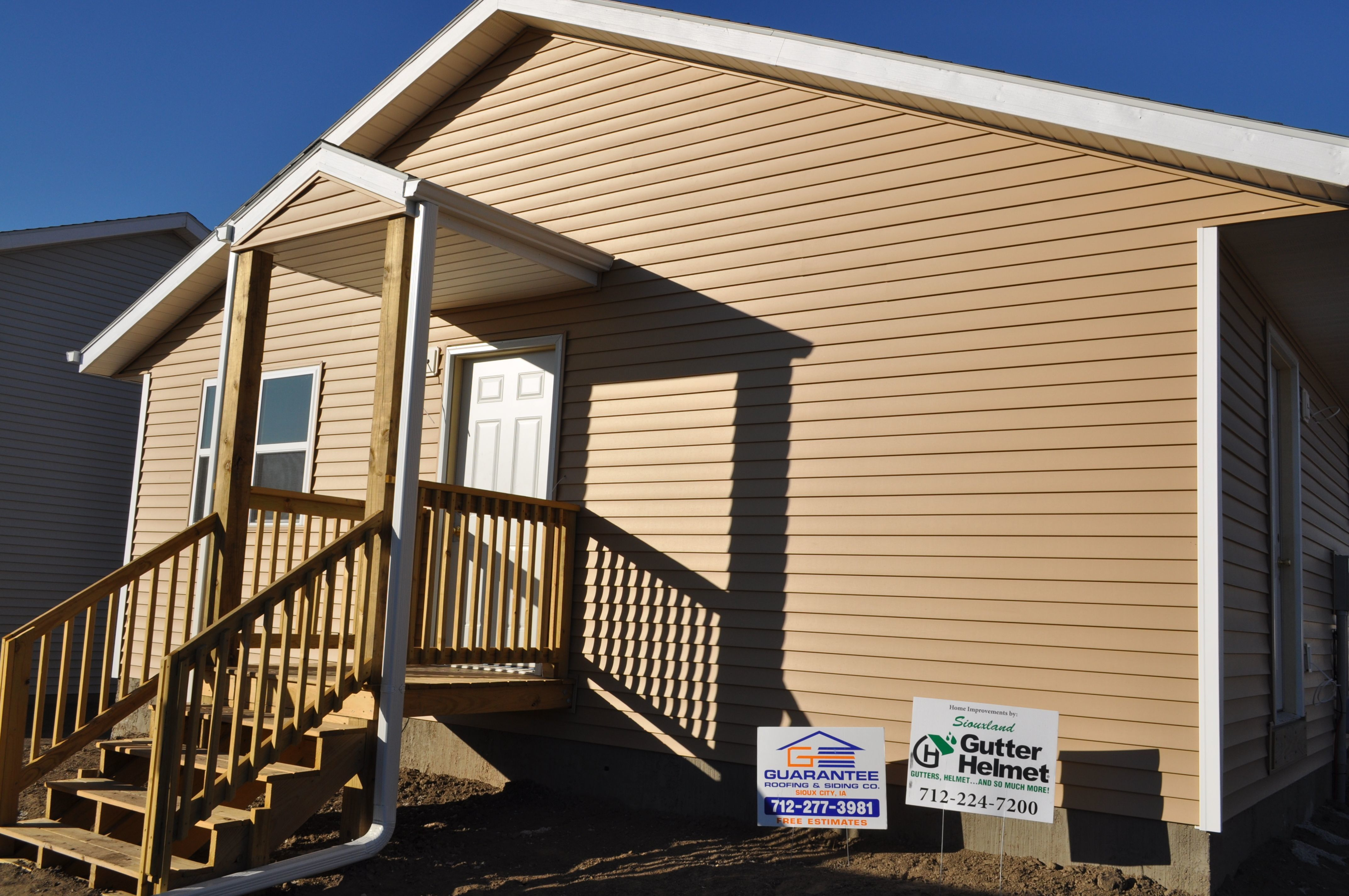 Union County, North Sioux City, SD Habitat Home