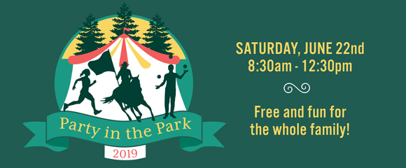 Party in the Park 2019 spotlight