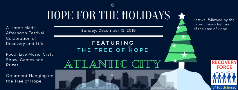 HOPE for the Holidays - Atlantic City