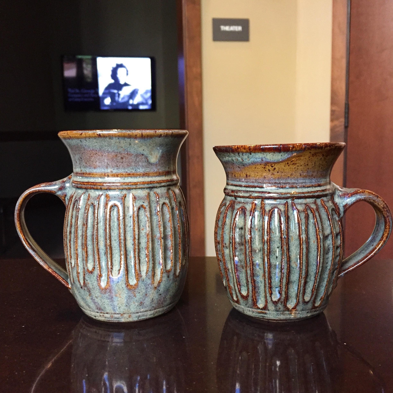 Signature Mugs by Barbara Ballesty
