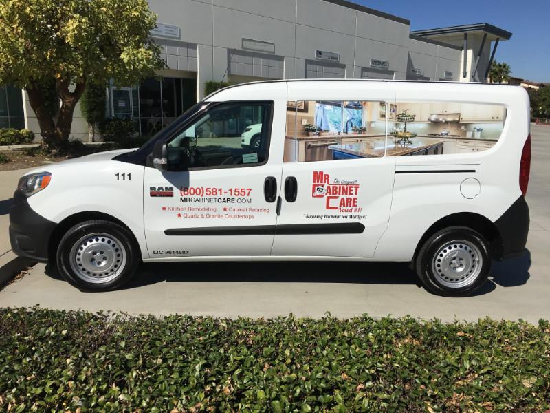 Van Graphics in Anaheim CA