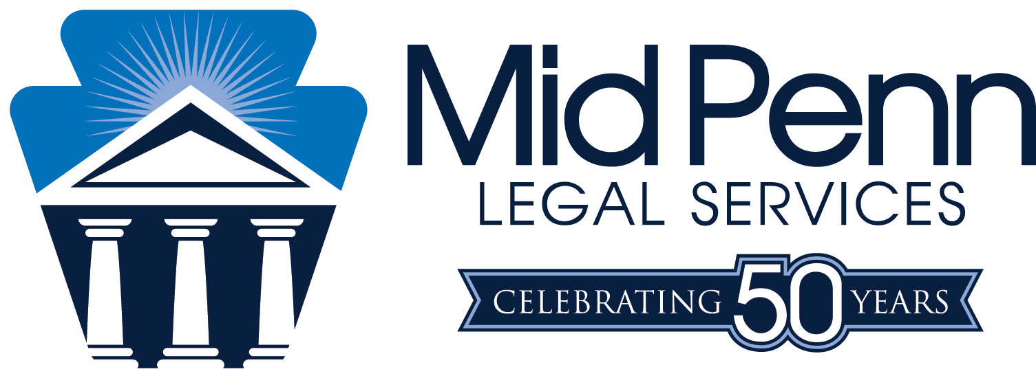 MidPenn Celebrating 50 Years logo