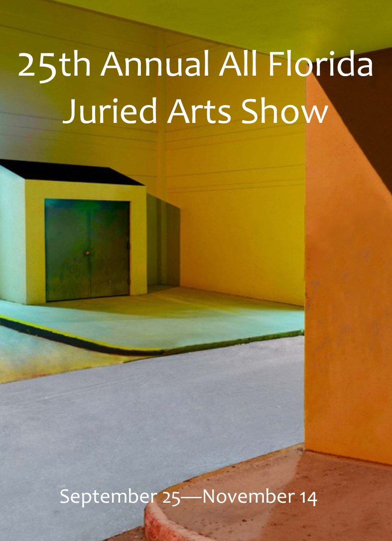 25th Annual All Florida Juried Arts Show