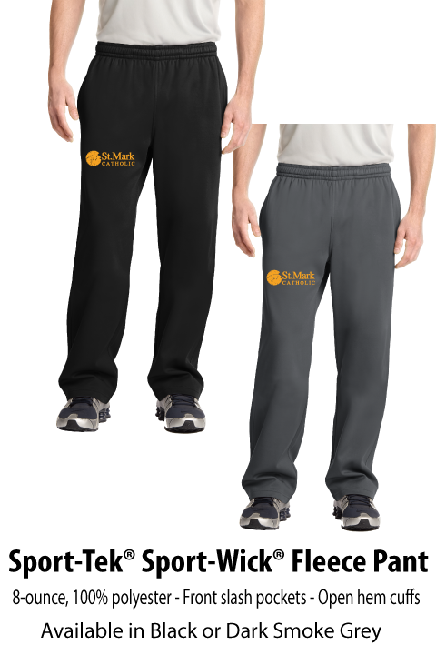 Embroidered - Performance Fleece Pant - Adult