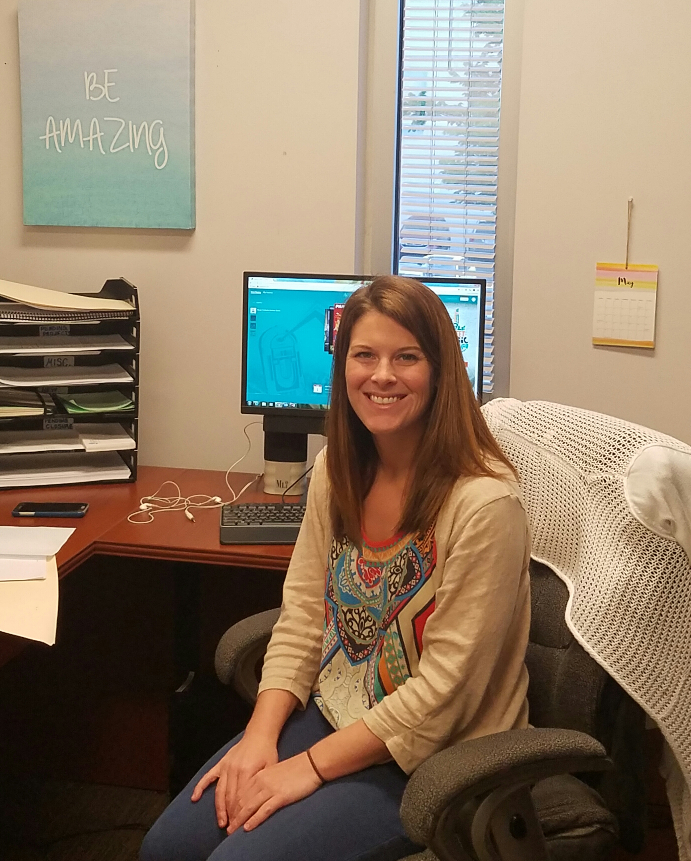 Meet the Staff: Amanda Russell