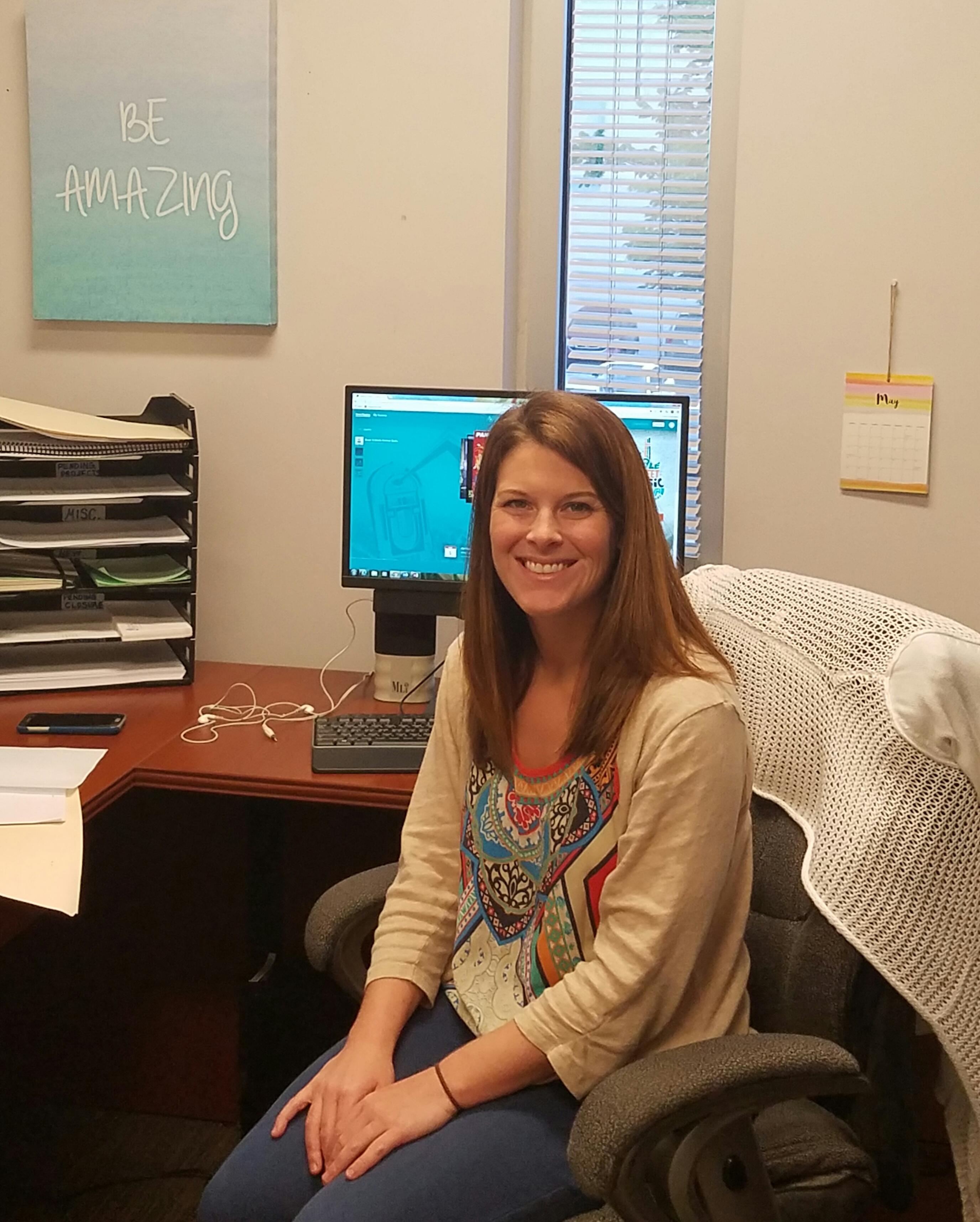 Meet the Staff: Amanda Russell