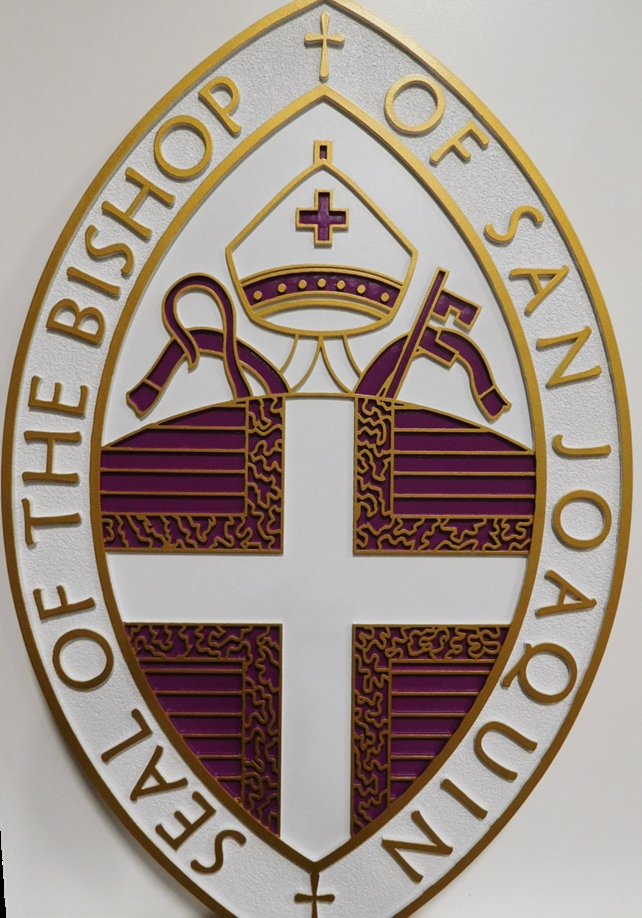 CD9210 - Seal of the Bishop of San Antonio