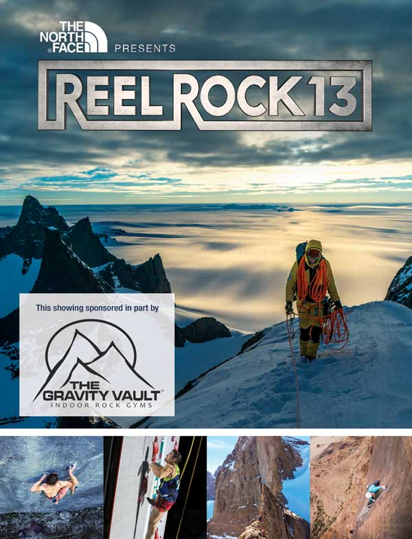 Reel Rock 13 - The best climbing films of the year!