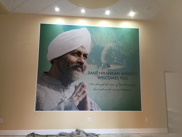 Wall murals for churches in Norwalk CA