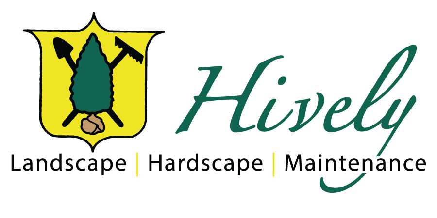 Hively Landscaping Logo