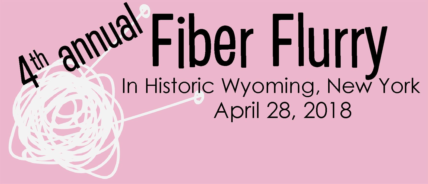 Fiber Flurry Fiber Arts Festival: Workshops, Shopping & Art