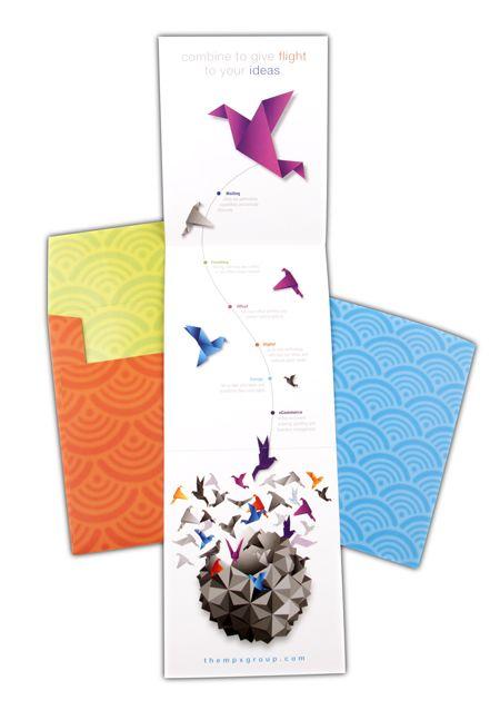 Origami Promotional Piece