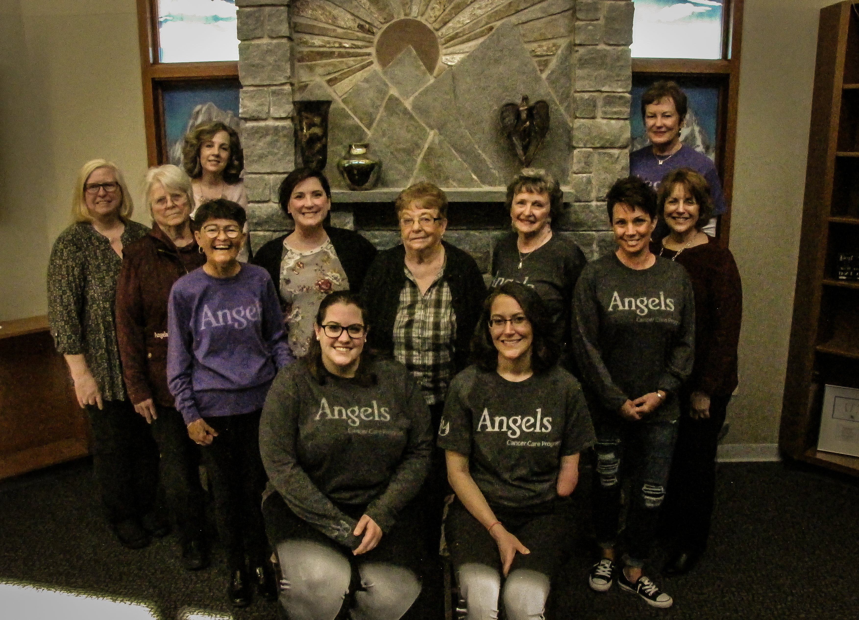 Angels Group Photo