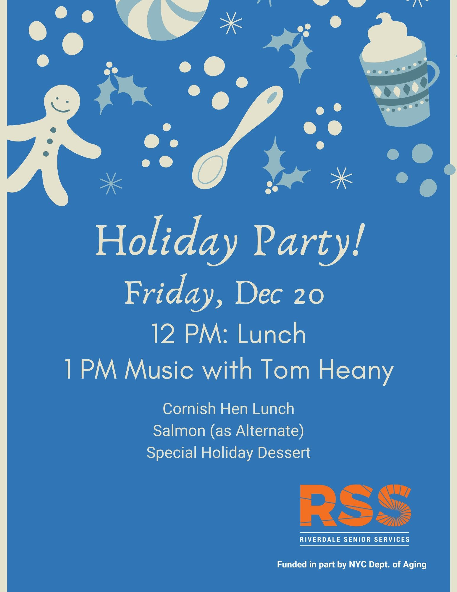 RSS Holiday Party