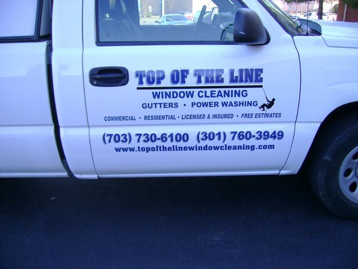 Top of the Line Truck Graphics