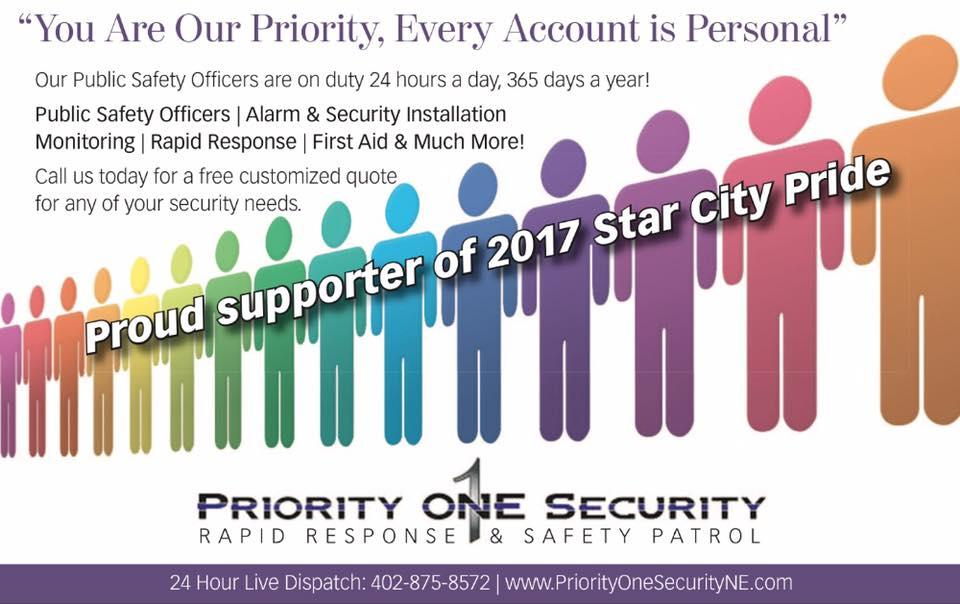 PRIORITY ONE SECURITY