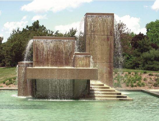 Bicentennial Cascade Fountain Survey