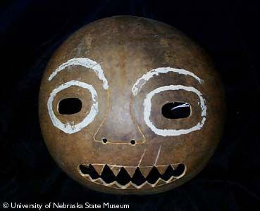Peru Shipibo Mask