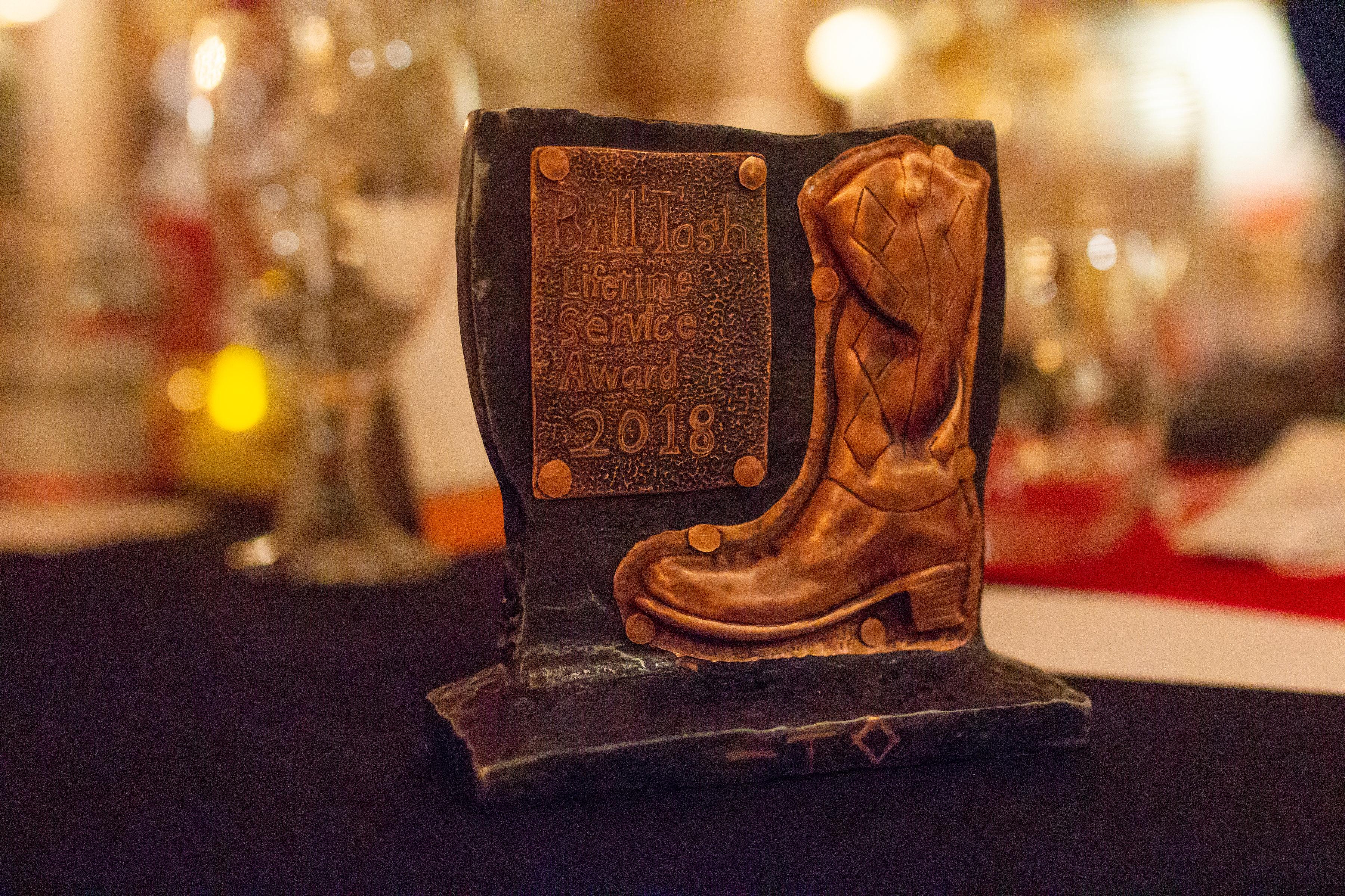 Lifetime Service Award