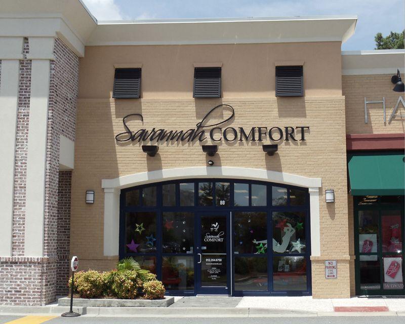 Savannah Comfort