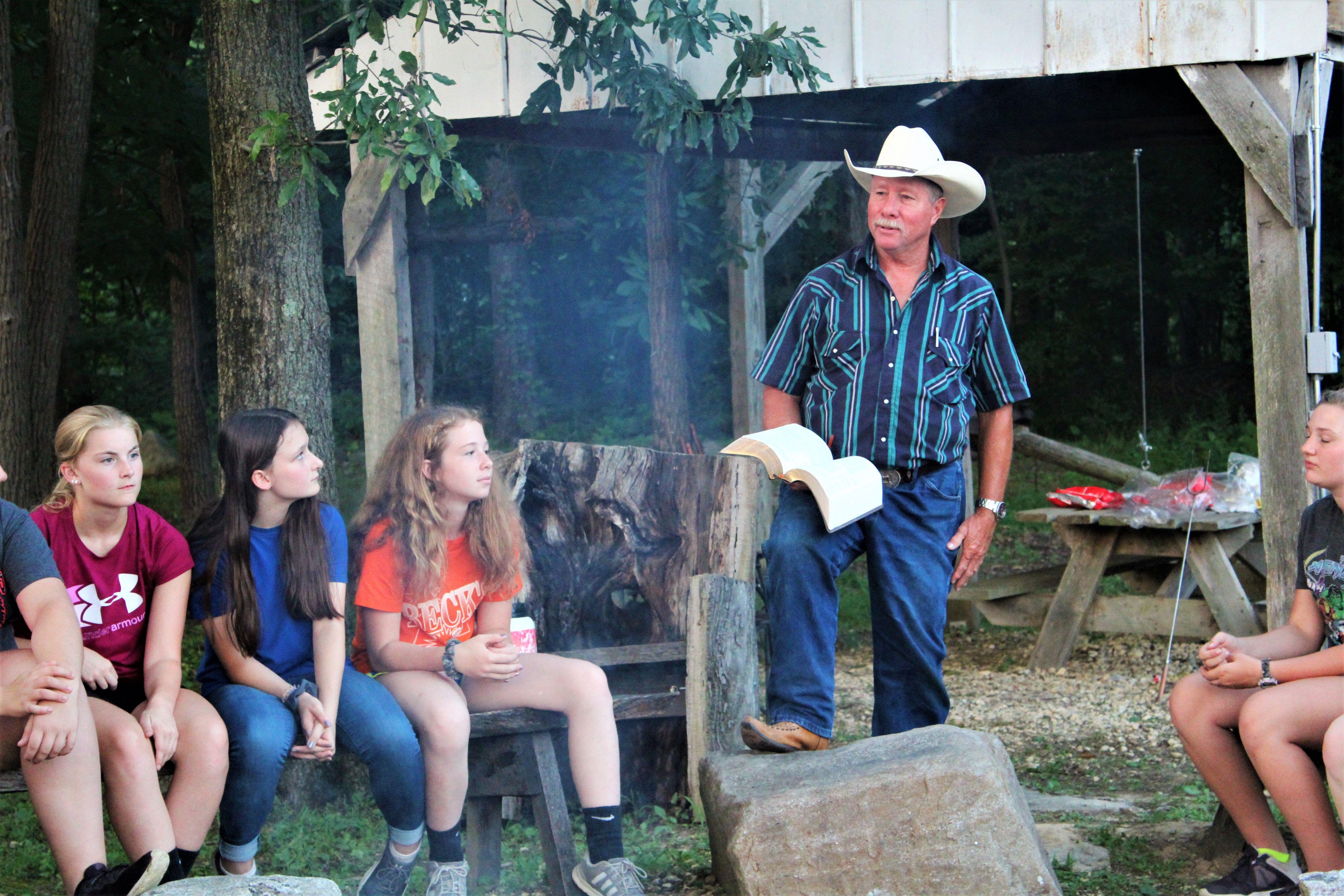 Jr High Horse Camp