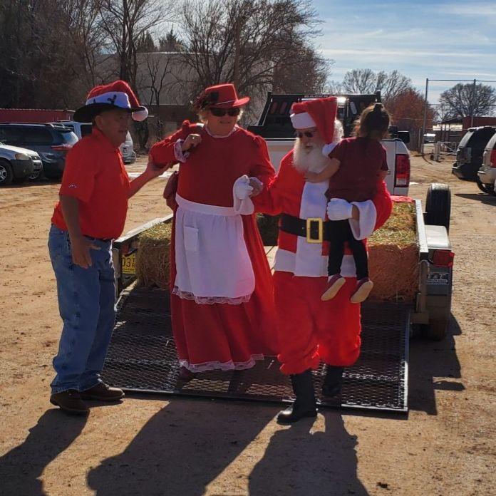 Valencia County Christmas Party