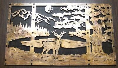 Deer Sceen