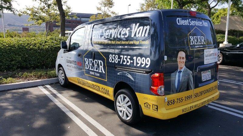 Client Services Van