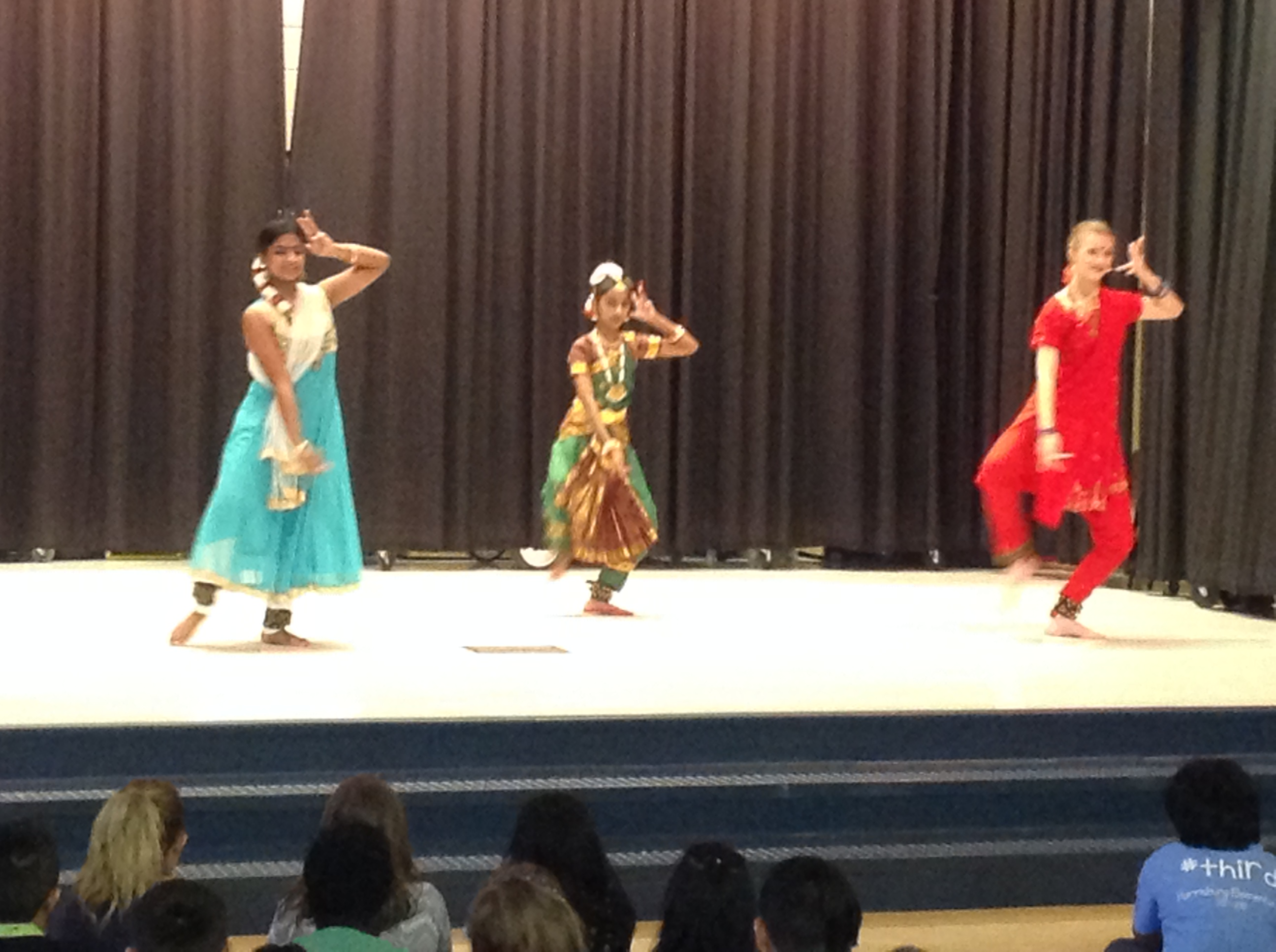 Dances of India @ Harrisburg ES