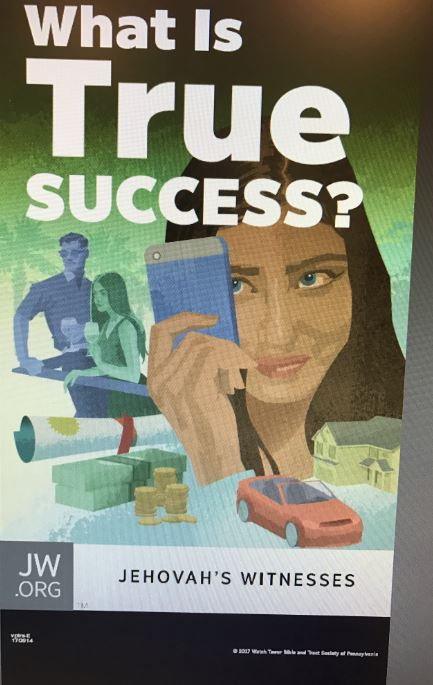 What is True Success (NEW PRINT)