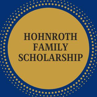 Hohnroth Family Scholarship