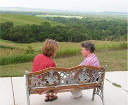 Kathy and Nancy, Spiritual Direction