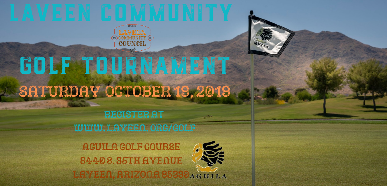 Laveen Community Golf Tournament