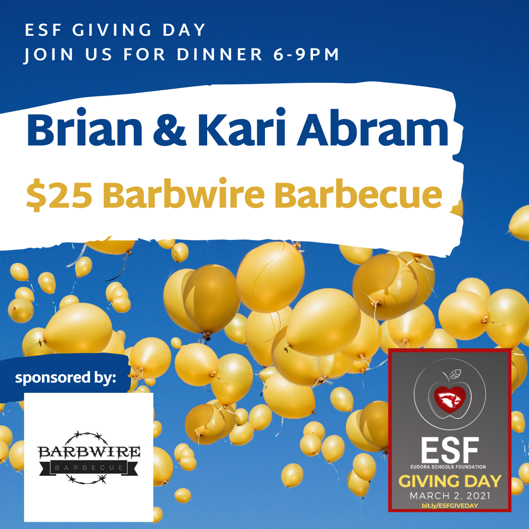 Join us for Dinner - $25 Barbwire Barbecue