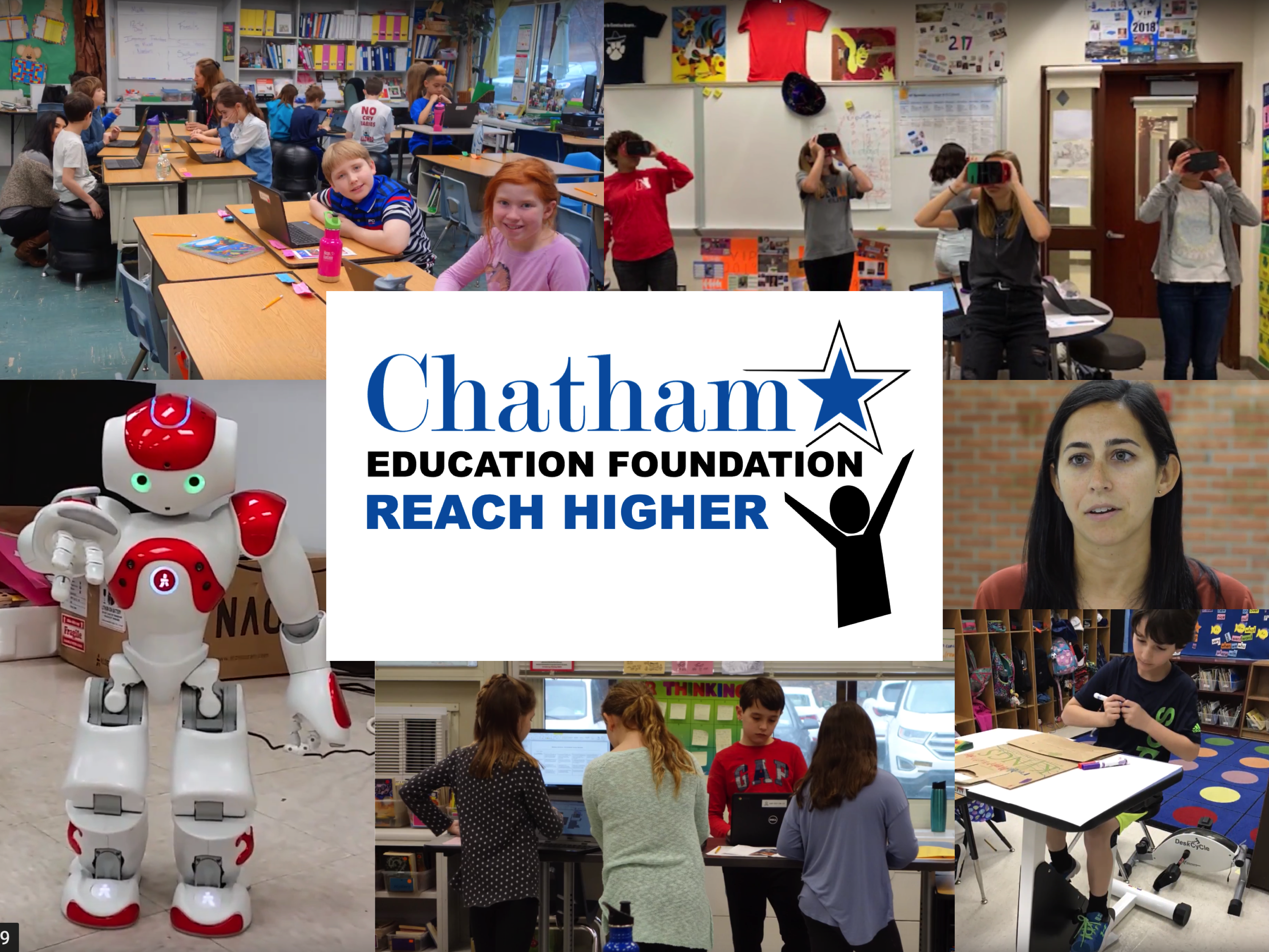 CLICK HERE: Watch how CEF Grants enhance learning