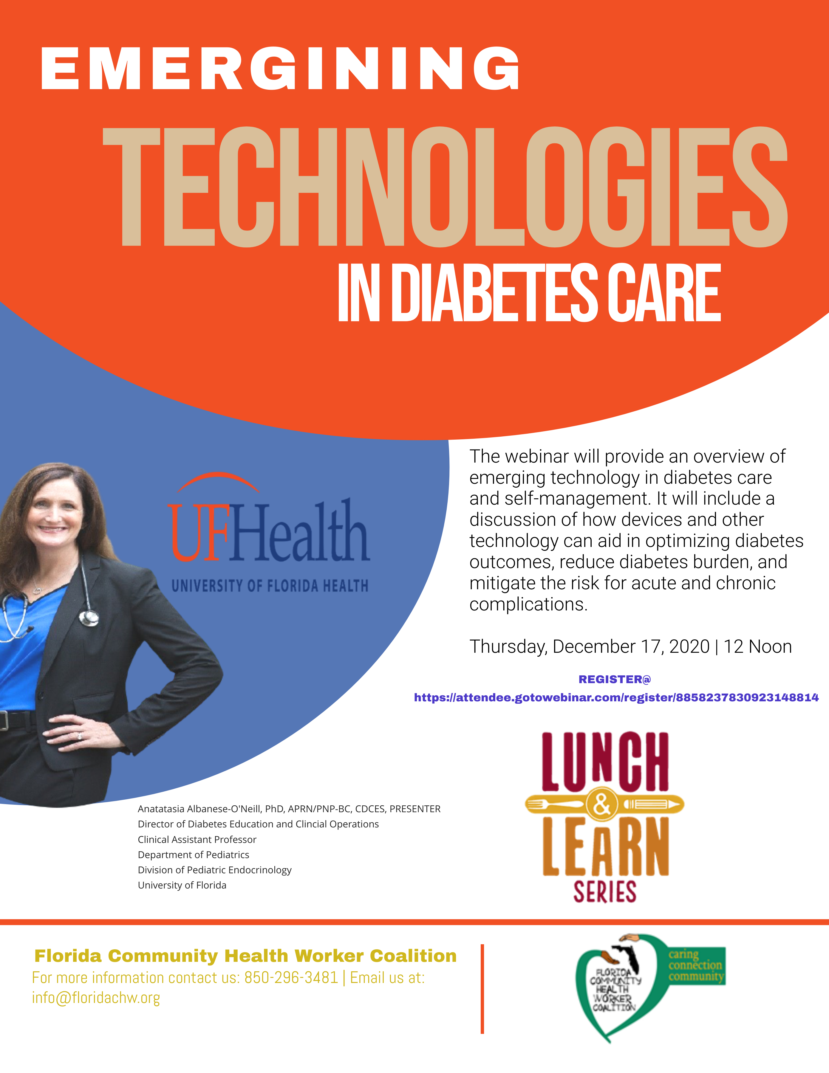 Emerging Technologies in Diabetes Care