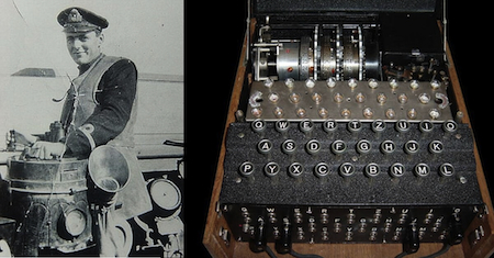 Royal Navy officer who seized Enigma machine from a raided German U-Boat has died aged 95
