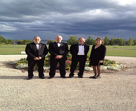"""The True North Quartet """"A Night at the Movies"""" Chamber Music Concert"""