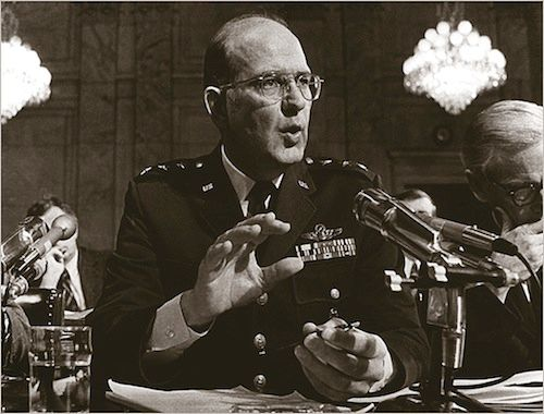 1975: Lt Gen Lew Allen Testifies