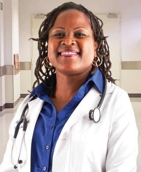 DR. LELEKA DOONQUAH, M.D. '95, JOINS THE AIDS HEALTHCARE FOUNDATION