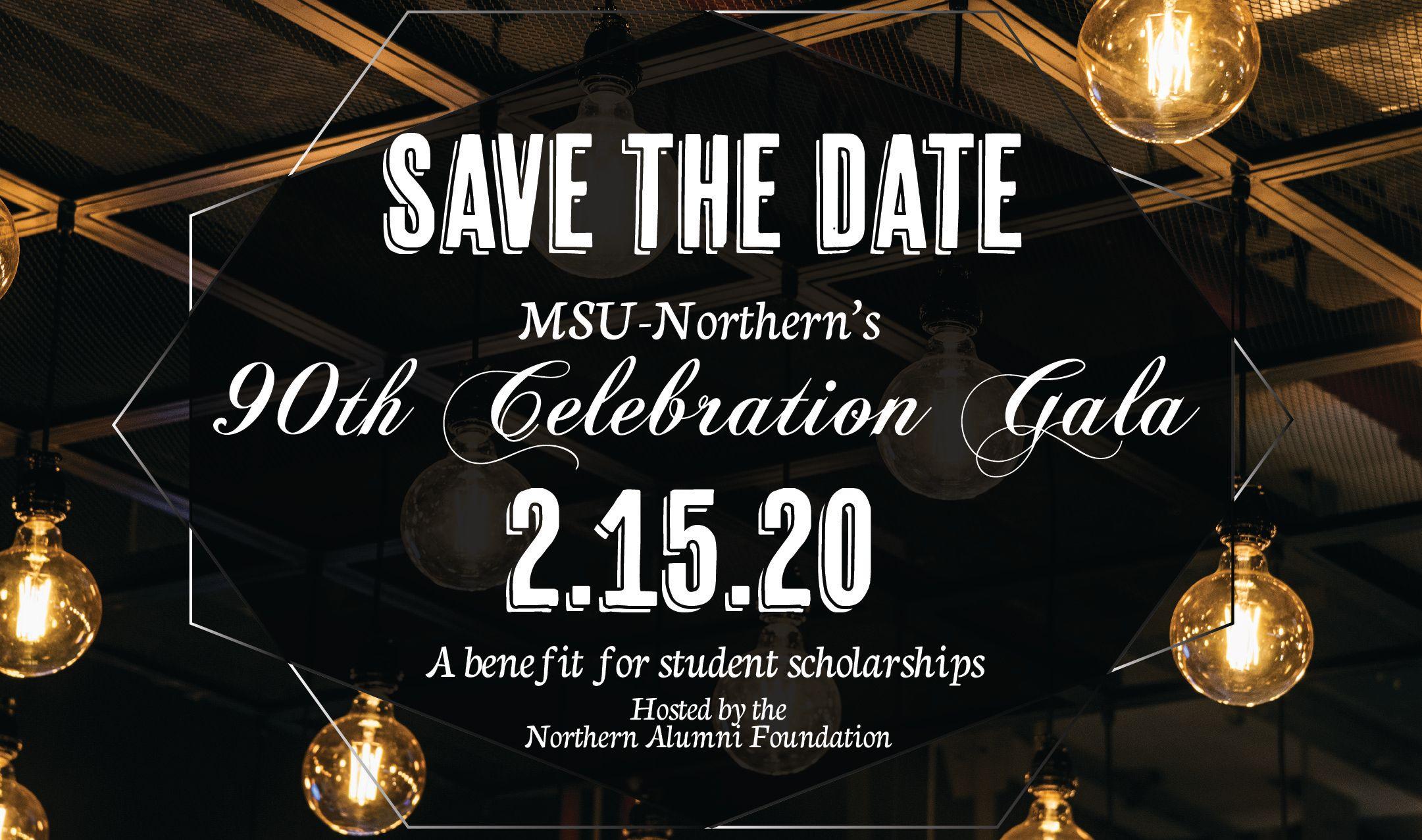 90th Celebration Gala