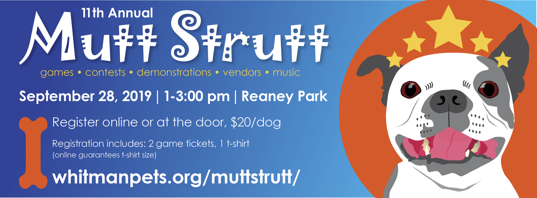 11th Annual Mutt Strutt