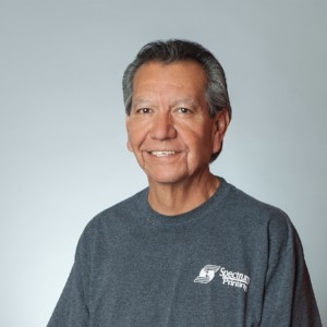 Joe Badilla, Bindery Operator
