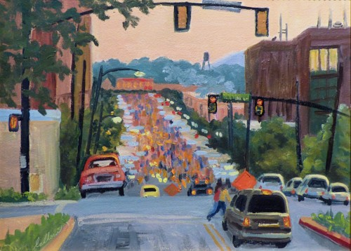 Eccles Community Art Center : Events : Competitions : Plein Air Competition