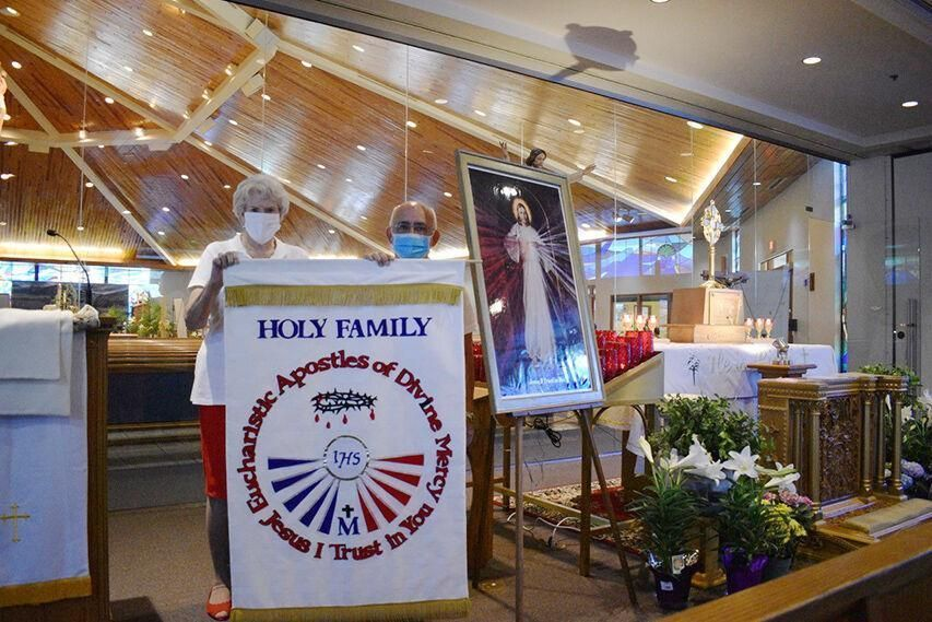 Divine Mercy seen as promise of redemption