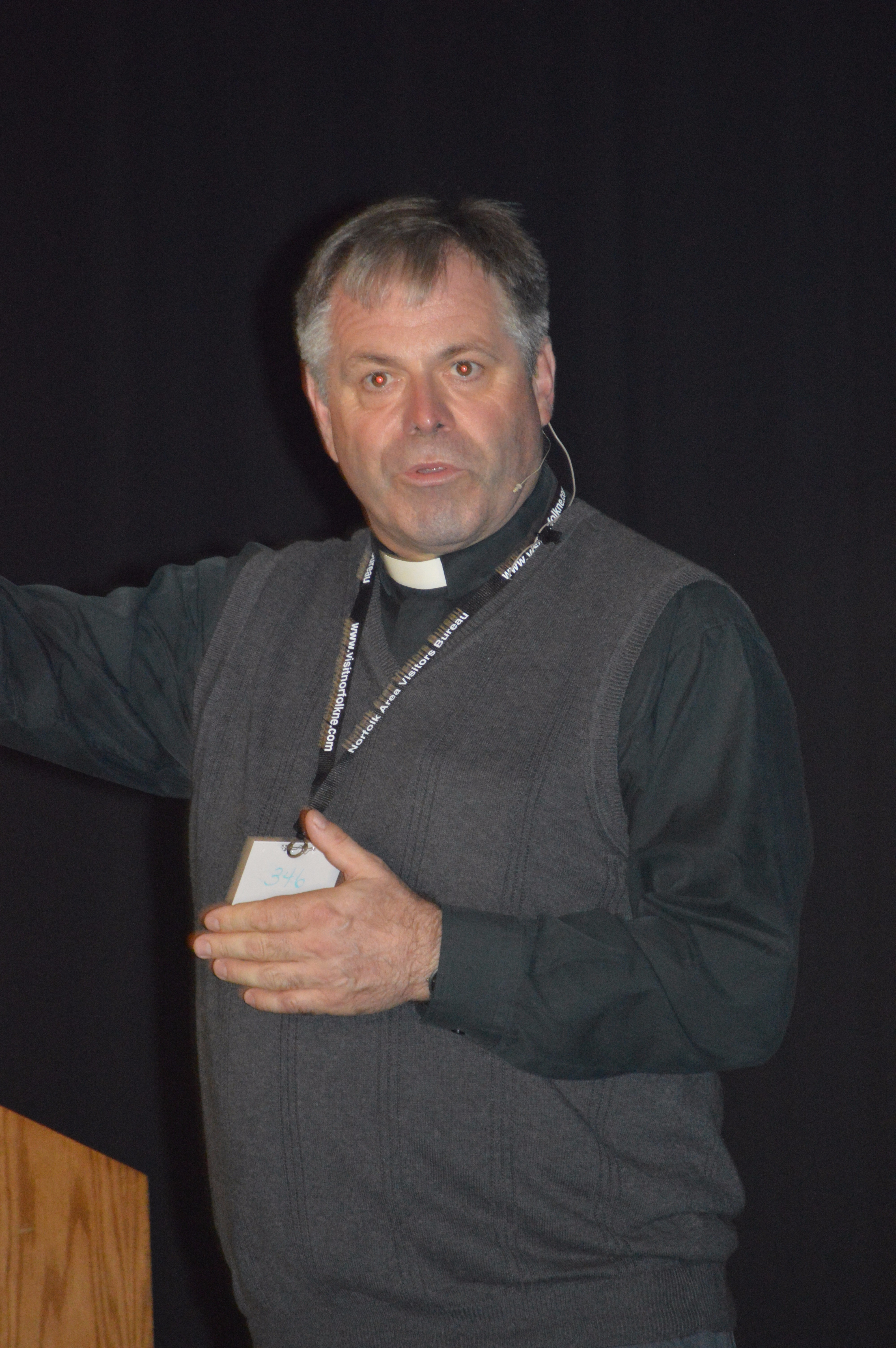 Pastor Eglitis - Latvia